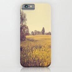 Vintage Field  iPhone 6s Slim Case