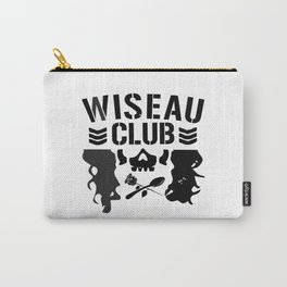 Wiseau Club Carry-All Pouch