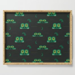 See you later alligator (Patterns Please) Serving Tray