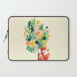 Flower Delivery Laptop Sleeve