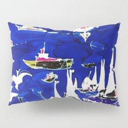 The Marina, Southport, Qld. AUSTRALIA Pillow Sham