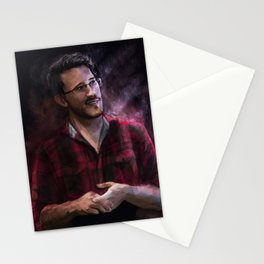Markiplier at Pax Stationery Cards
