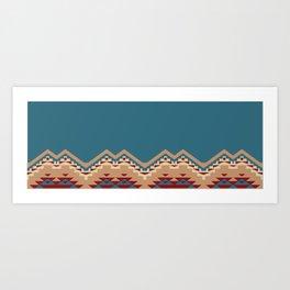 Menyama Art Print
