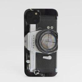 HONEYWELL PENTAX iPhone Case