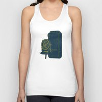 focus Tank Tops featuring Focus by Last Call