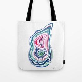 """Geode Series: """"Bloom"""" Tote Bag"""