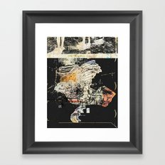 versus 15 Framed Art Print