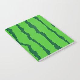 Crispy watermelon peel Notebook