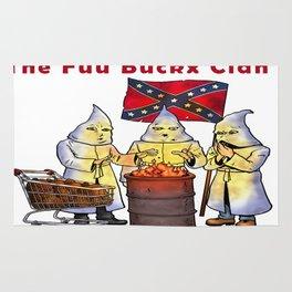 The Fuu Buckx Clan Rug