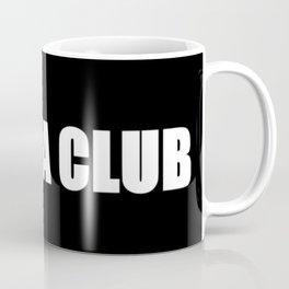 No Bra Club Coffee Mug