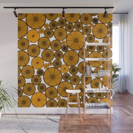 Timber Wall Mural