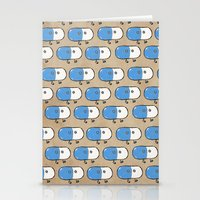 pills Stationery Cards featuring Pills Pills Pills by machiavellianne