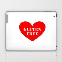 GLUTEN FREE HEART Laptop & iPad Skin