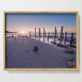 Port Willunga Sunset Serving Tray