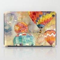 takmaj iPad Cases featuring Balloons by takmaj