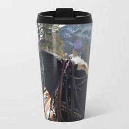 mountain horse Travel Mug