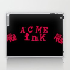 FOR THE WILD CARD INK CONVENTION TABLES Laptop & iPad Skin