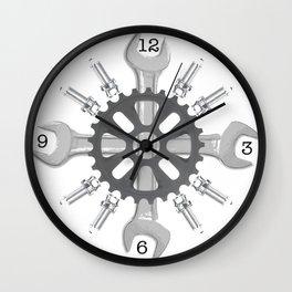 Tools Wall Clock