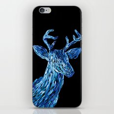 Аmazing deer head iPhone & iPod Skin