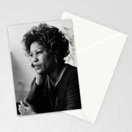 Toni Morrison - Black Culture - Black History Stationery Cards
