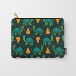 Turtles & Pizza Carry-All Pouch
