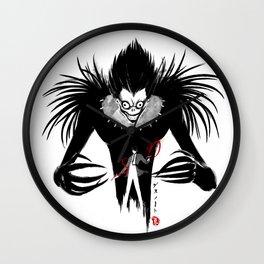 Shinigami Wall Clock