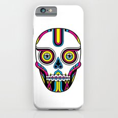 CMYK Skull iPhone 6s Slim Case