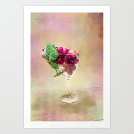The Tasting Room Art Print