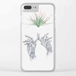 Tiara Clear iPhone Case