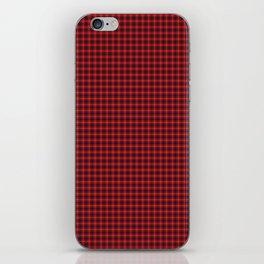 Fraser Tartan iPhone Skin