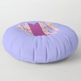 17 E=Hearty3 Floor Pillow