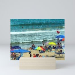 Ocean Riptide PhotoArt Mini Art Print