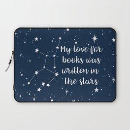 VIRGO: Written in the Stars Laptop Sleeve