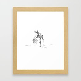 Sowhatly Framed Art Print