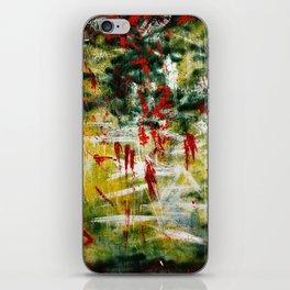 Aokigahara iPhone Skin