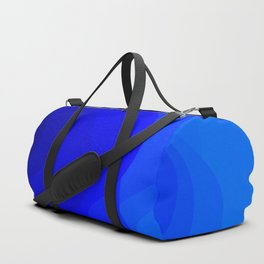 Blue Waves Duffle Bag
