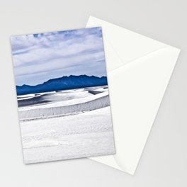 White Sands N.M. Stationery Cards