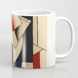 Fernand Léger -  Exhibition poster Berggruen 1979 Coffee Mug