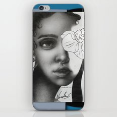 FKA TWIGS iPhone & iPod Skin