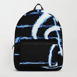Treble Clef Lightning *revised Backpack