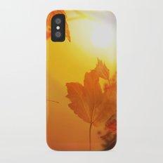 Lief of autumn Slim Case iPhone X