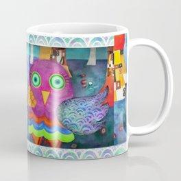 Klimty Forest Coffee Mug