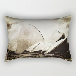 Sydney Opera House  Collection I Rectangular Pillow