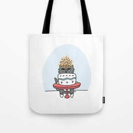 Time for Cake! Tote Bag