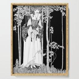 Ophelia - John James Austen (1900-20) Serving Tray