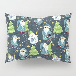 Christmas Winter Pattern Pillow Sham