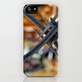 What Lies Beyond? iPhone Case