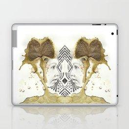 Memoria de Ginkgo Laptop & iPad Skin