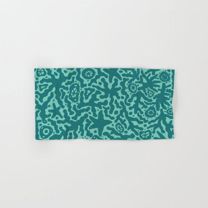 COR\L Hand & Bath Towel
