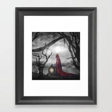 Tales of Halloween IV Framed Art Print